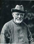 August Sander - old man hat