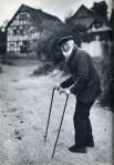 August Sander - old man