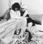 Mick Rock joey Ramone blon