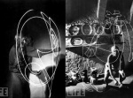picasso- Light painting 7