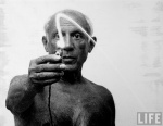 picasso- Light painting