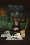 FRED HERZOG fishseller-1958
