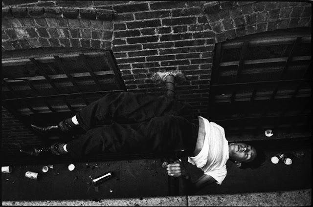 A biography of bruce davidson an american photographer