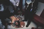 bruce-davidson-subwayphotography-1980 medics