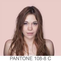 Portraits Of The Human Pantone