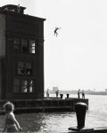 HUDSON RIVER, NEW-YORK – 1948 @RUTH ORKIN ruth-orkin-1