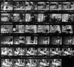 Ruth Orkin, American Girl in Italy Contact Sheets