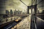 BrooklynBridgeafterthestormNewYork