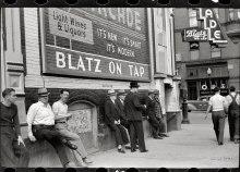Arthur+Rothstein+blatz+on+tap