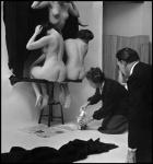 women-naked-dali-skull+salvador-dali-women-skull+Philippe+Halsman